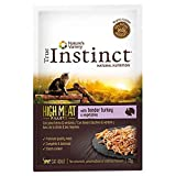 True Instinct - Comida húmeda para Gatos Adultos High Meat fillets Pavo tierno y Verduras 70 gr