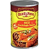 Old El Paso Enchilada Sauce Medium, Red, 10 oz (Pack of 12)