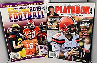 Double Deal: Phil Steele's 2019 College & Marc Lawrence's 2019 Pro & College Combined Previews
