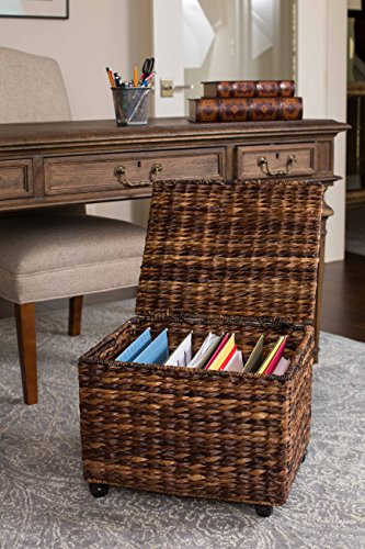 BirdRock-Home-Seagrass-Rolling-File-Cabinet