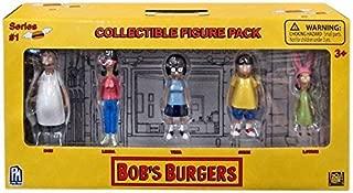 Bob's Burgers Mini Figure 5 Piece Box Set