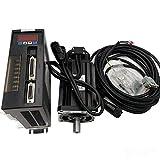CNC Servo Motor Drive Controller Kit 750W NEMA34 Industrial Control Kit 2.4NM 3000R/Min AC220V