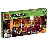 Lego Minecraft 21122 - Juego Lego, La fortaleza del infierno