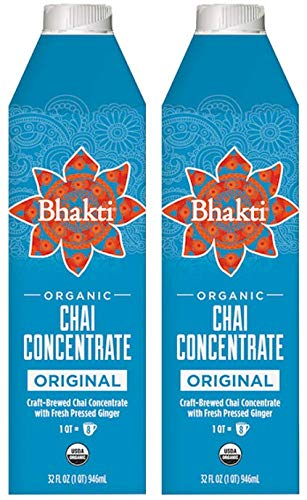 Bhakti Chai Concentrate