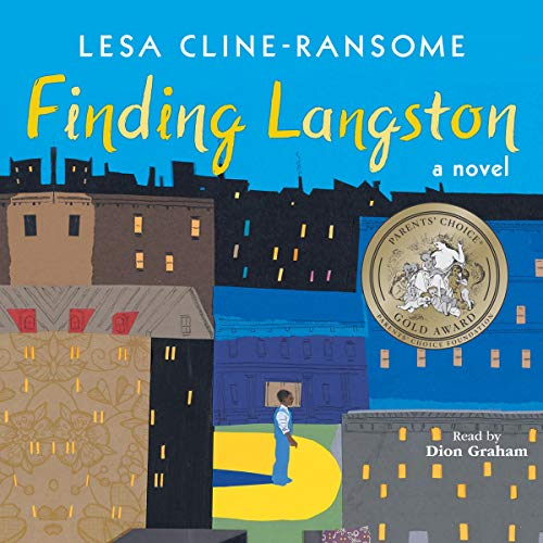 Finding Langston cover art