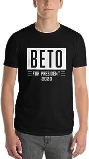 Beto O'Rourke for President 2020 Black Shirts