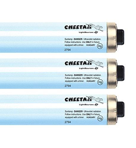 Cheetah Ultra Extreme F73 100W-120W 9.5% RDC Tanning Lamp (16)