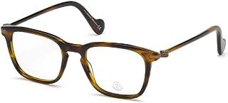 Moncler Occhiali da Vista Uomo 5044 001 Montatura Nero