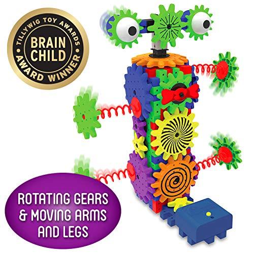 Learning Journey El Viaje de Aprendizaje 432662Techno Gears Loco Robot Kit