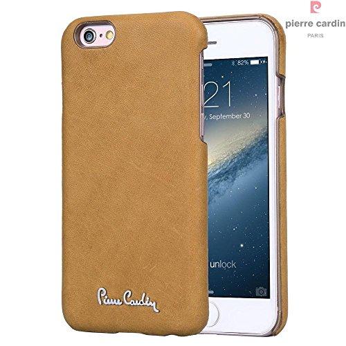 Capa para iPhone 6 iPhone 6s Original, Pierre Cardin, PC50-03, Amarelo