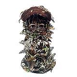 Camouflage Militaire Chasse Femme Homme 3D Cagoule Camouflage Tenue Camouflage Masque De...