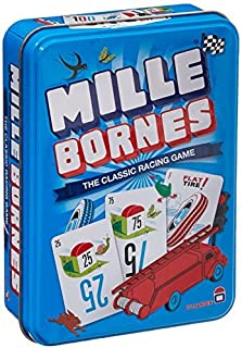 french race car card game