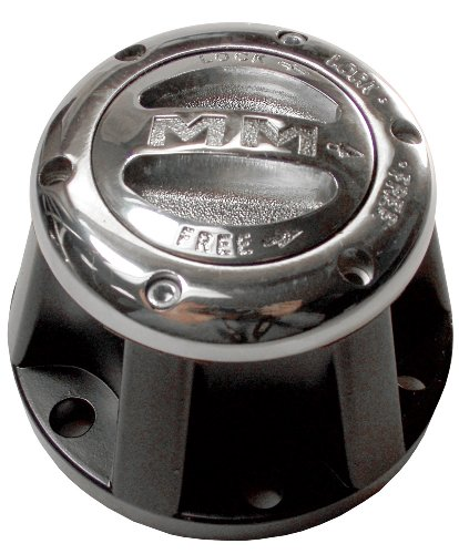Mile Marker 423 MileMarker Supreme; Manual Hub; 19 Spline; 6 Bolts;