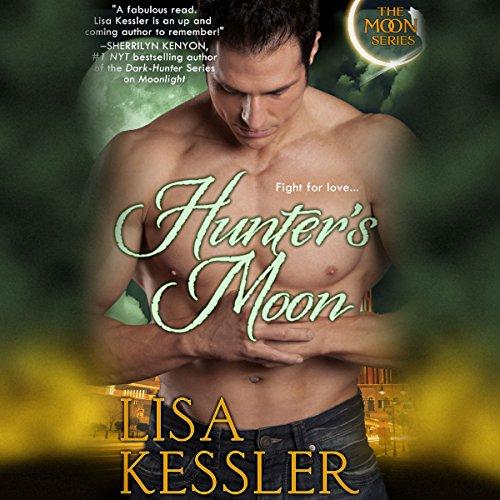 Hunter's Moon audiobook cover art