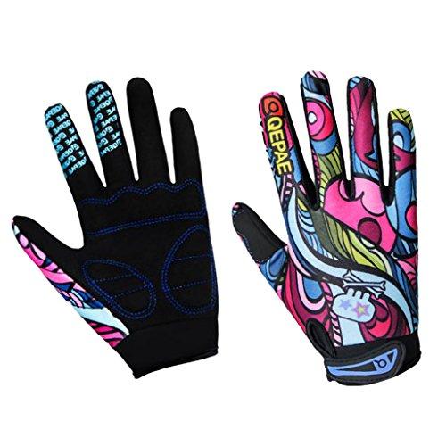 Sharplace Winter Sport Handschuhe Fahrradhandschuhe Touchscreen Vollfingerhandschuhe Sporthandschuhe für Kinder Jungen Mädchen - Größe S