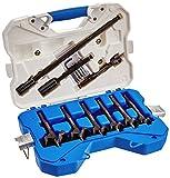 Lenox Tools 1787506 Bi-Metal Self-Feed Bit Kit, 16 Piece