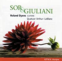 Guiliani: Guitar Works by Arthur Quartet (2007-09-25)