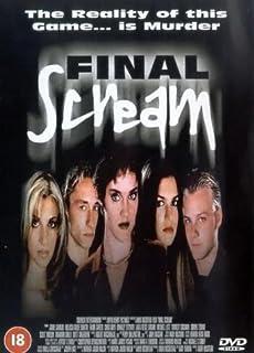 Final Scream [2001] [DVD] by Jamie Gannon