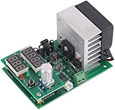Constant Current Electronic Load 9.99A 60W 1-30V Battery Capacity Tester with Simple and Versatile Electronic Load