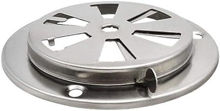 iplusmile 1 Pieza de Ventilación de Aire Útil Ajustable Práctica Pieza de Repuesto Duradera Orificio de Escape Ventilación de Aire para Secadora Amortiguador Termostato Horno