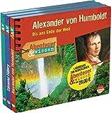 Abenteuer & Wissen Kennenlernangebot: Alexander von Humboldt, Edmund Hillary, Albert Einstein