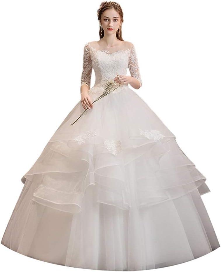 YADSHENG Wedding Manufacturer direct delivery Dress Bride Slim Size Thin depot Simpli Fit Plus