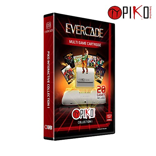 Blaze Evercade Piko Cart 1 [