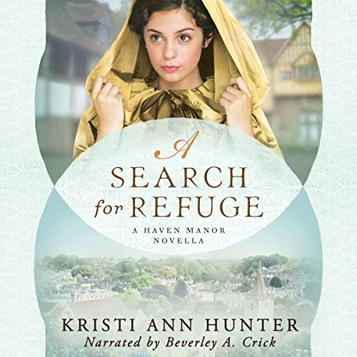 A Search for Refuge  By  cover art