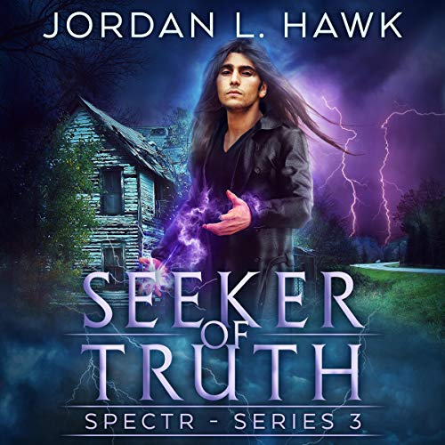 Seeker of Truth audiobook cover art