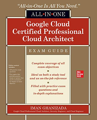 Google Cloud Certified Professional Cloud Architect All-in-One Exam Guide Front Cover