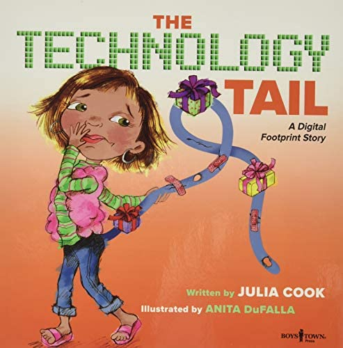 The Technology Tail A Digital Footprint Story Communicate with Confidence product image