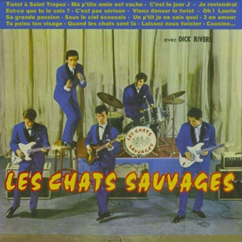 LES CHATS SAUVAGES, Les Chats Sauvages 1 - Compact Disc