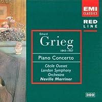 Grieg: Piano Concerto in A minor / Schumann: Piano Concerto in A minor