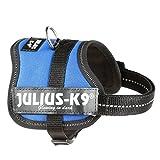 JULIUS-K9, 162B-BB2, K9-Powergeschirr, Größe: Baby 2, Blau - 4