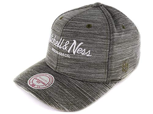 Mitchell & Ness Curved Visor 110 Snapback - Gorra con visera, color...