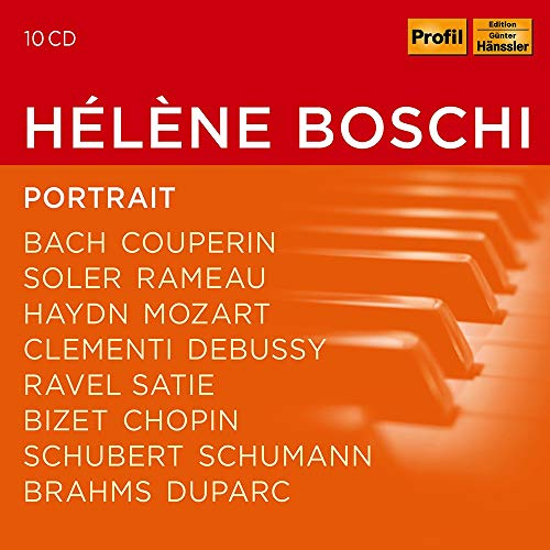 Hélène Boschi: Portrait // Historical Recordings, Historische Aufnahmen 1950-1960 // Highlights // Geschenk