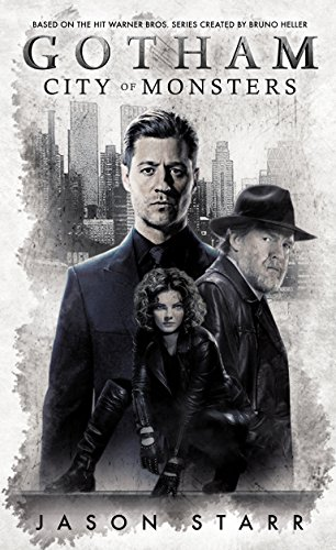 Gotham: City of Monsters (English Edition)
