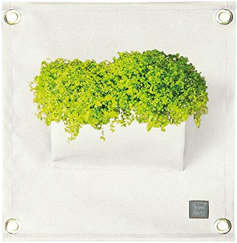The Green Poche Le Amma1 40 x 50 cm. cm. Blanc