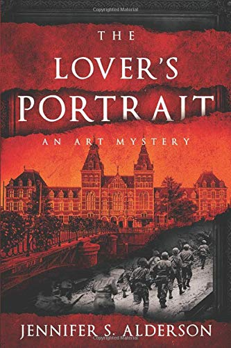 Book: The Lover's Portrait - An Art Mystery (Adventures of Zelda Richardson Book 2) by Jennifer S. Alderson