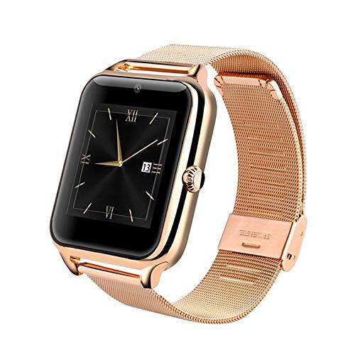 Functy Z60 Smartwatch, 1,54 Zoll (1,54 cm), Bluetooth, mit SIM-Karten-Unterstützung