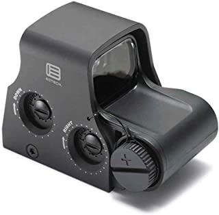 XPS2 Holographic Weapon Sight, One 123 Lithium Batt, 1x, 90 ft FOV, 1