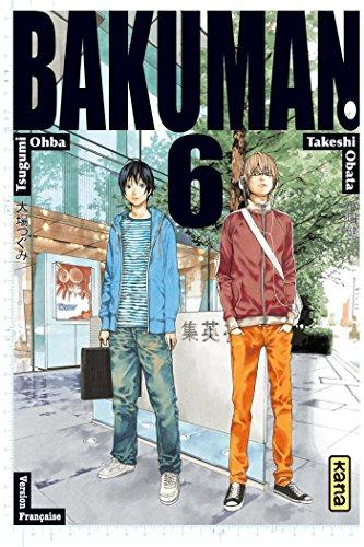 Bakuman - Tome 6 (Shonen)