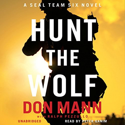 Hunt the Wolf audiobook cover art