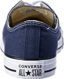 Converse Chuck Taylor All Star OX Unisex Sneakers Blau 44 - 3