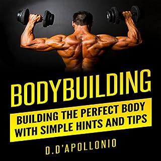 Bodybuilding audiobook cover art