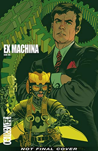 EX MACHINA COMPENDIUM 01