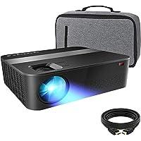 Xinda Full HD 1080p 7000-Lumens Portable Projector