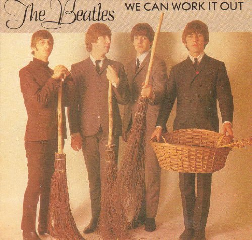 We Can Work It Out (3 Inch CD-Single) By The Beatles (0001-01-01)