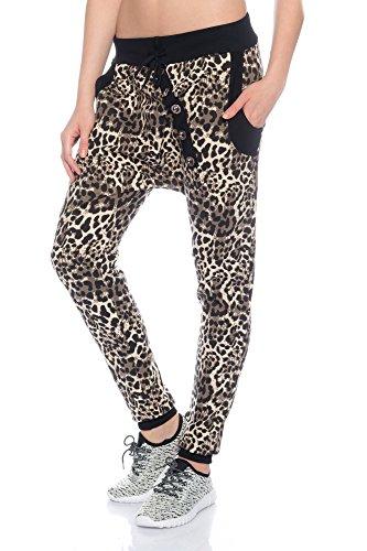 Crazy Age - Pantalón Deportivo - para Mujer Tigre S