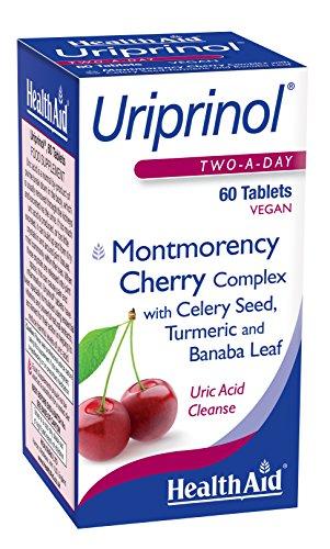 HealthAid Uriprinol 60 Tablets, 260 g